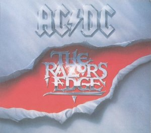 The Razors Edge Album Cover