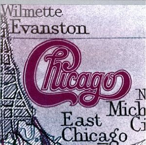 Chicago XI Album Cover