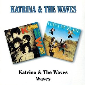 Katrina & the Waves / Waves Album Cover