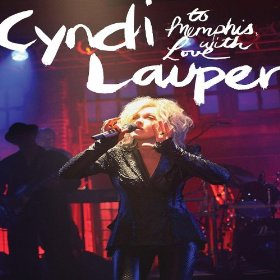 To Memphis With Love (Cyndi Lauper)