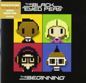 The Beginning Album Cover