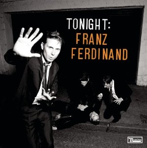 Tonight: Franz Ferdinand Album Cover