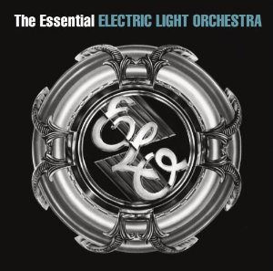 The Essential Electric Light Orchestra Album Cover