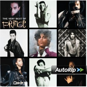 The Very Best of Prince Album Cover