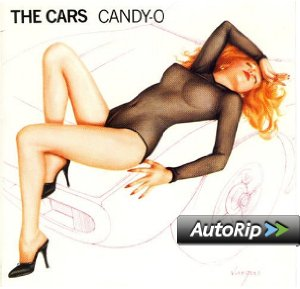 Candy-O Album Cover
