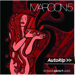 Songs About Jane Album Cover
