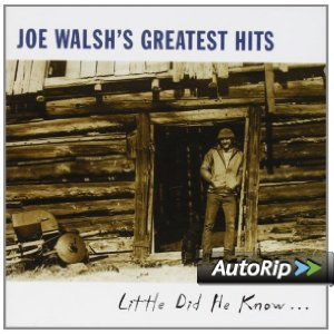 Joe Walsh's Greatest Hits (Little Did He Know…) Album Cover