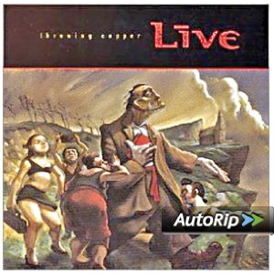 Throwing Copper Album Cover
