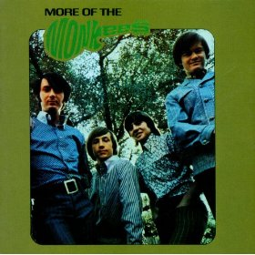More of the Monkees Album Cover