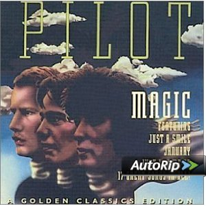 Magic Album Cover