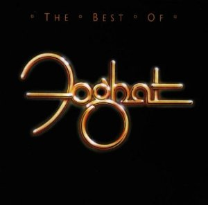 The Best of Foghat Album Cover