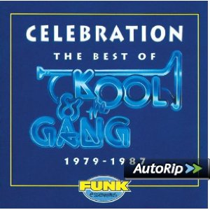 Celebration: The Best of Kool & The Gang (1979-1987) Album Cover