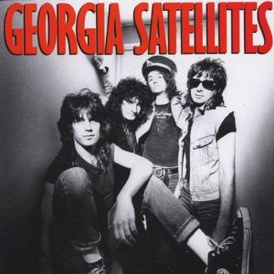 Georgia Satellites Album Cover