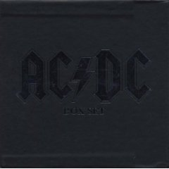 AC/DC in the 20th Century Album Cover