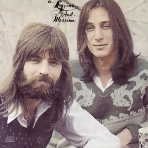 Loggins and Messina Album Cover