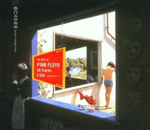 Echoes: The Best of Pink Floyd Album Cover