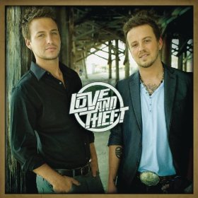 Love and Theft Album Cover