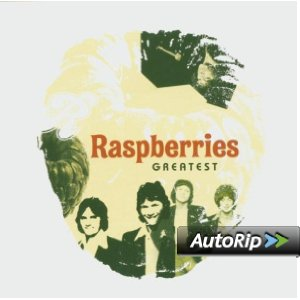 Raspberries Greatest Album Cover