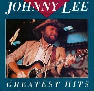 Johnny Lee Greatest Hits Album Cover