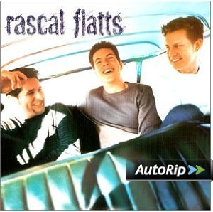 Rascal Flatts Album Cover