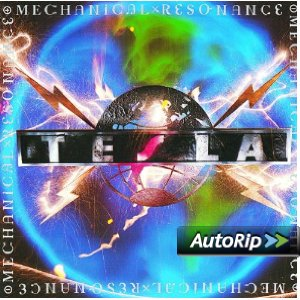 Mechanical Resonance Album Cover