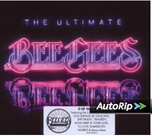 The Ultimate Bee Gees Album Cover