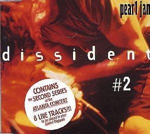 Dissident #2 Album Cover