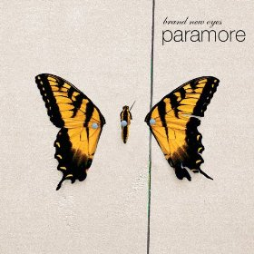 brand new eyes Album Cover