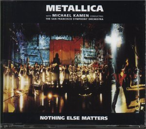 Nothing Else Matters Album Cover