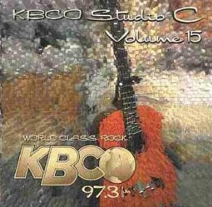 KBCO Studio C, Volume 15 Album Cover