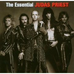 The Essential Judas Priest Album Cover