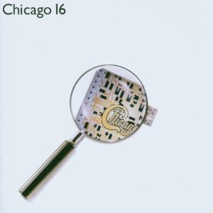 Chicago 16 Album Cover