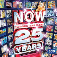 Now That's What I Call Music! 25 Years Album Cover