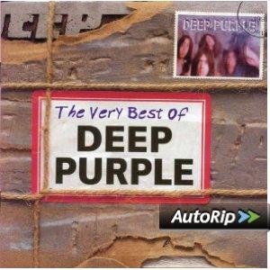 Very Best of Deep Purple Album Cover