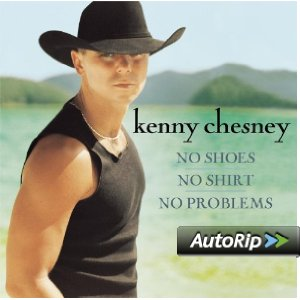 No Shoes, No Shirt, No Problems Album Cover