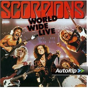 World Wide Live Album Cover