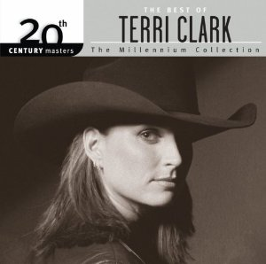 20th Century Masters: The Millennium Collection: The Best of Terri Clark Album Cover