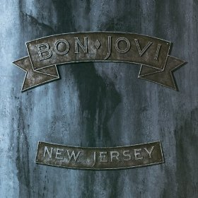 New Jersey Album Cover