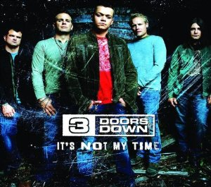 It's Not My Time Album Cover