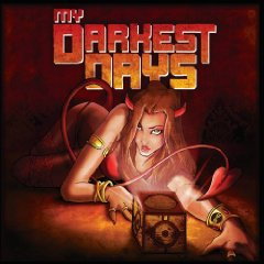 My Darkest Days Album Cover