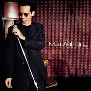 Marc Anthony Album Cover