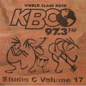 KBCO Studio C, Volume 17 Album Cover