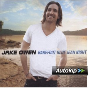 Barefoot Blue Jean Night Album Cover