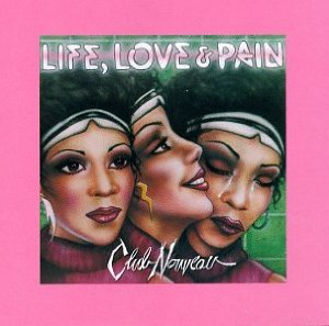 Life, Love & Pain Album Cover