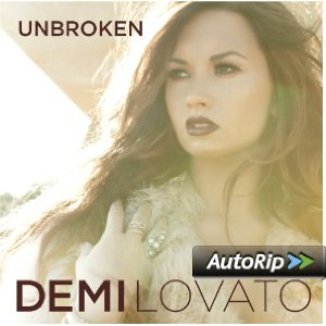 Unbroken Album Cover