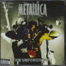 The Unforgiven II (Part Three) Album Cover