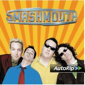 Smash Mouth Album Cover