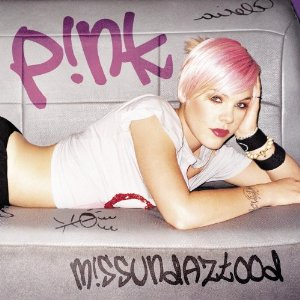 M!ssundaztood Album Cover