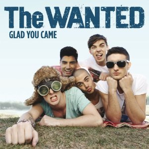 Glad You Came Album Cover
