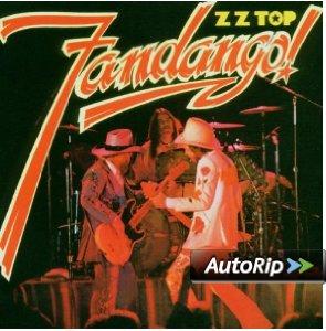 Fandango! Album Cover